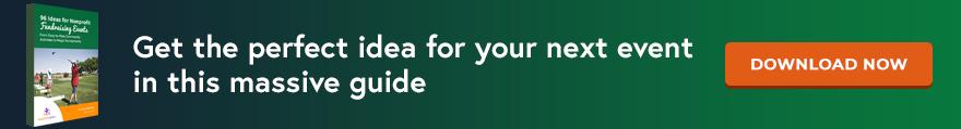 fundraising event ebook banner