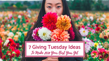 giving tuesday ideas