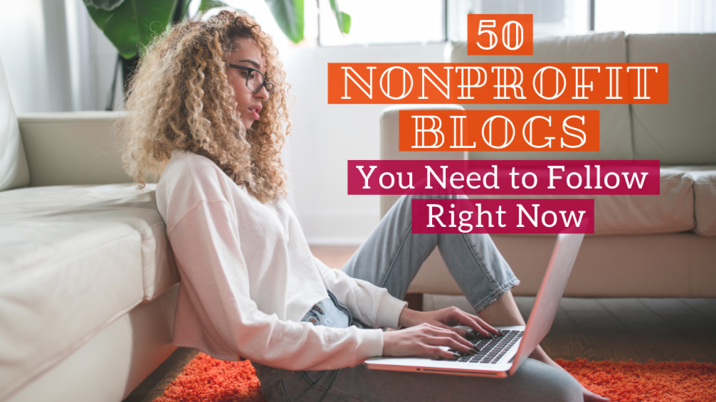 nonprofit blogs