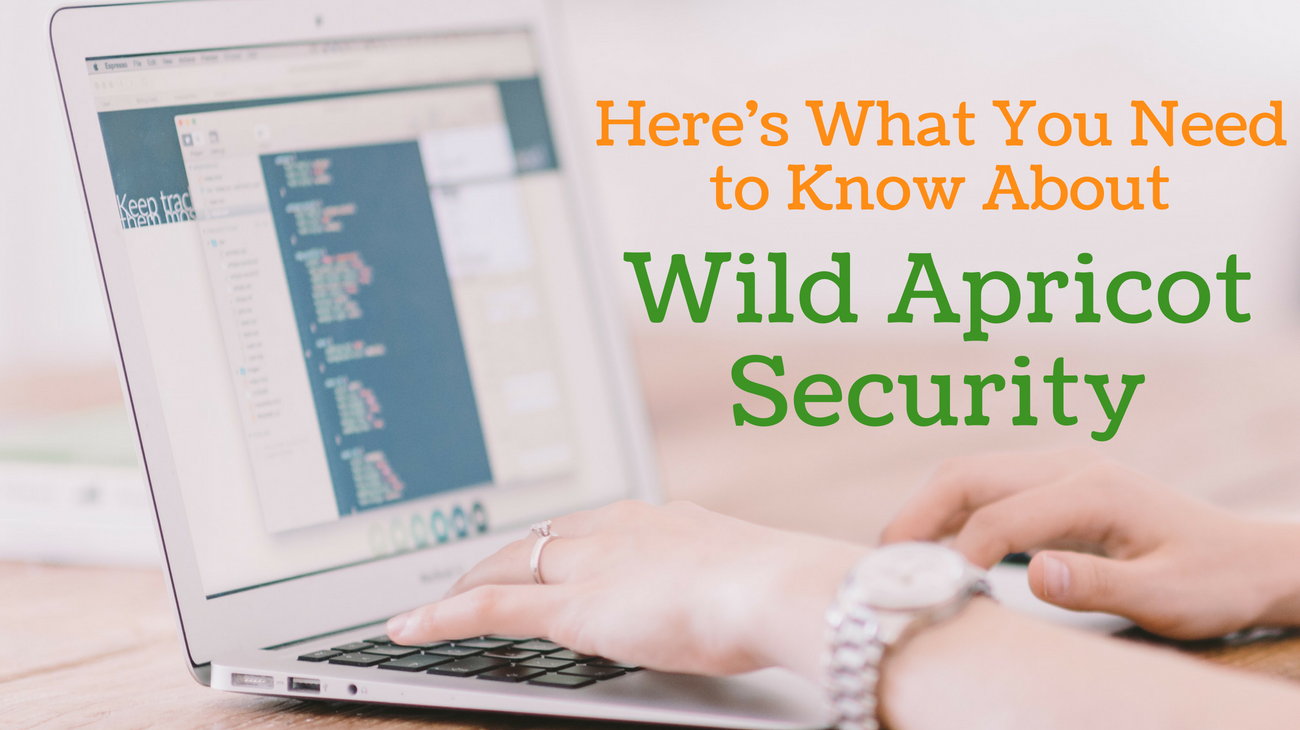 Here's what you need to know about Wild Apricot security