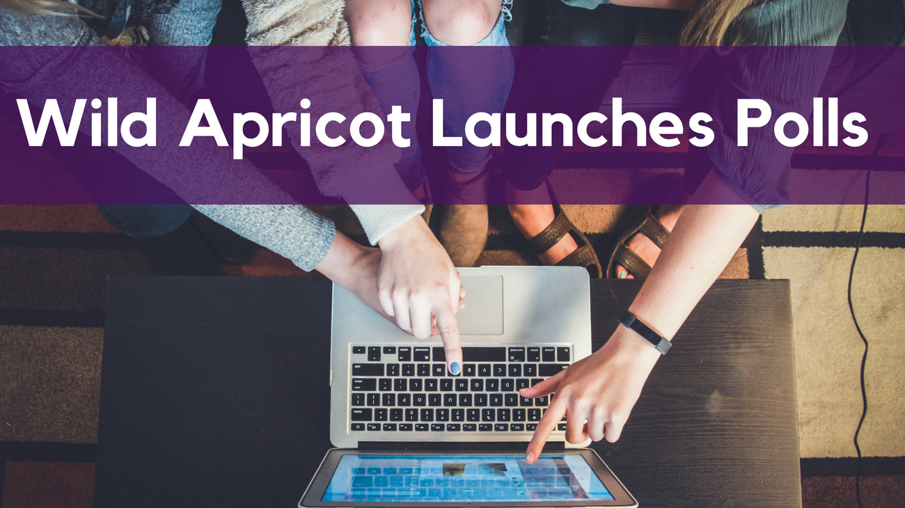 Wild Apricot Launches Polls