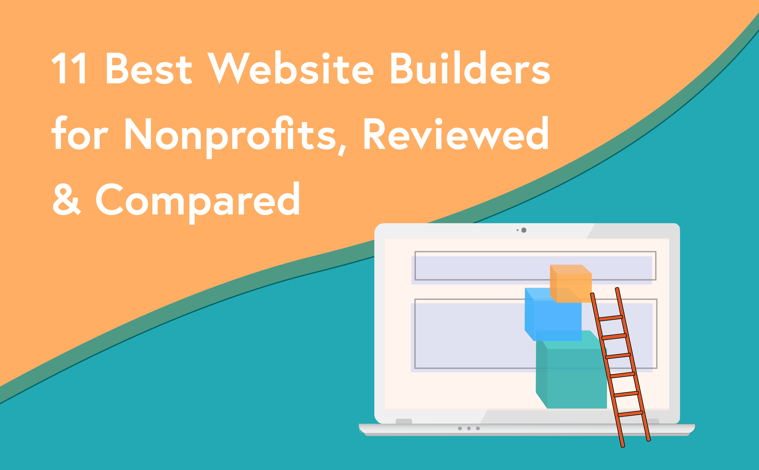 nonprofit website builder