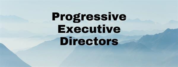 Progressive Executive Directors