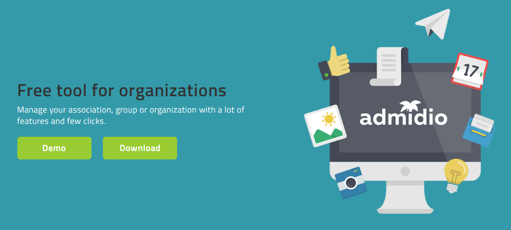 Admidio Membership Management Software