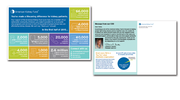 nonprofit annual report