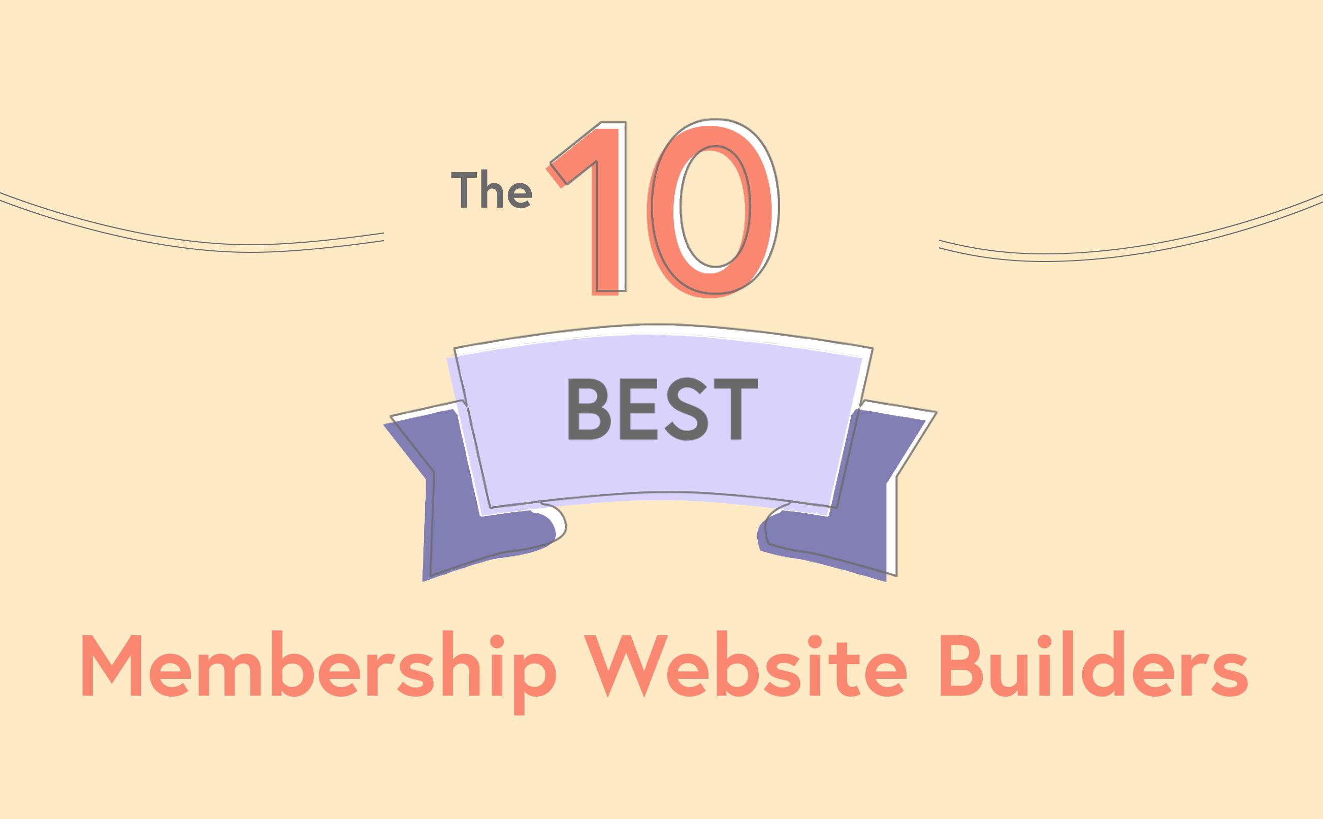 Membership Website Builder