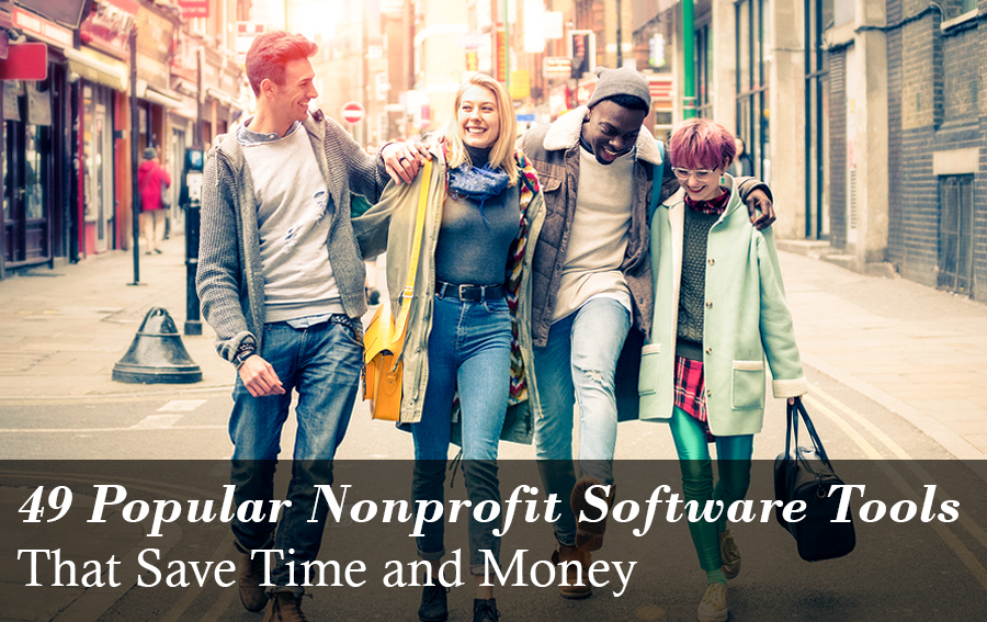 Best Nonprofit Software Tools