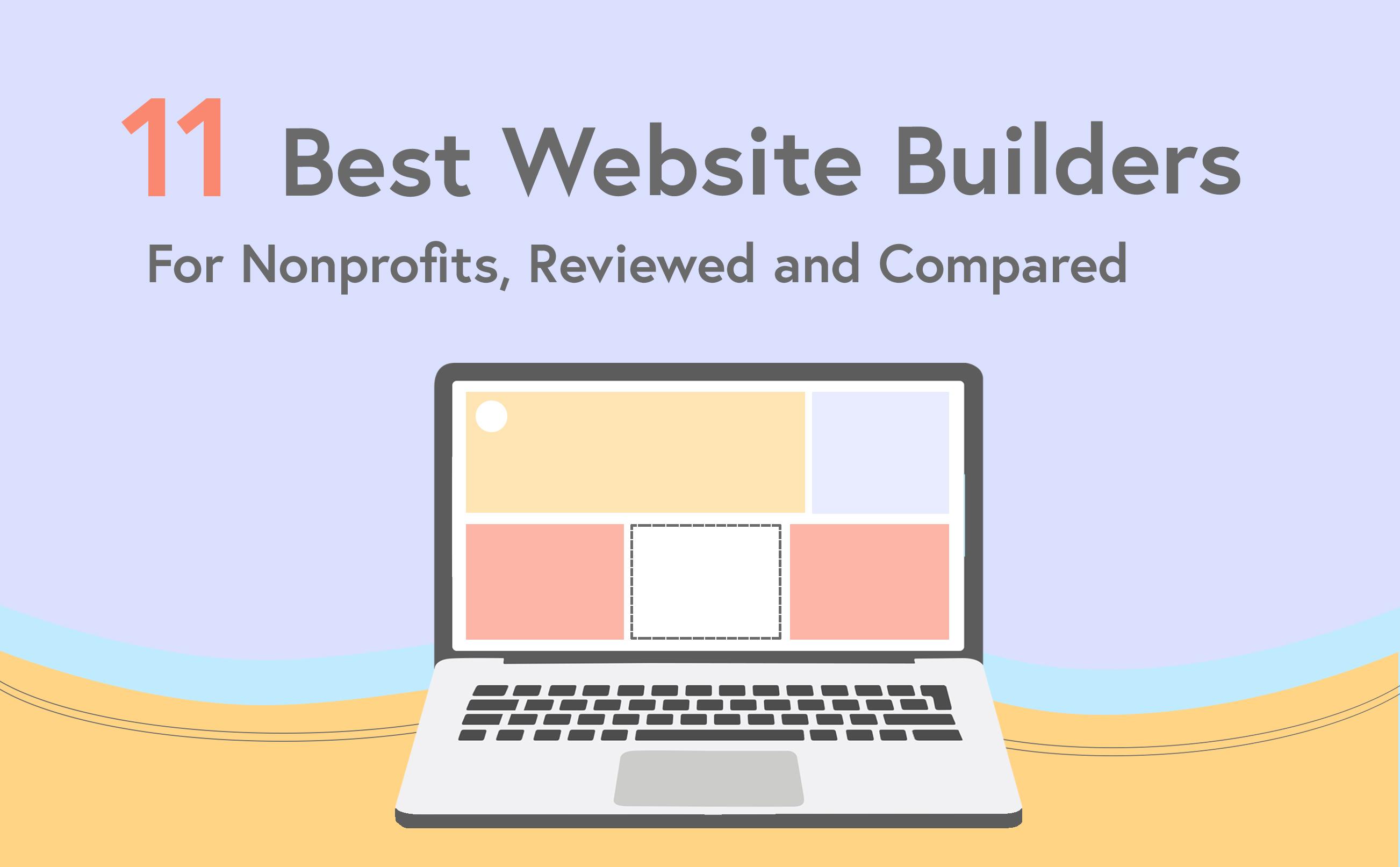Best Nonprofit Website Builder