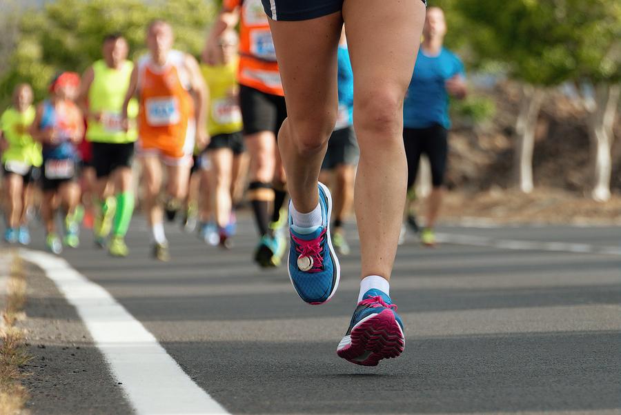 organizing a fundraiser charity run