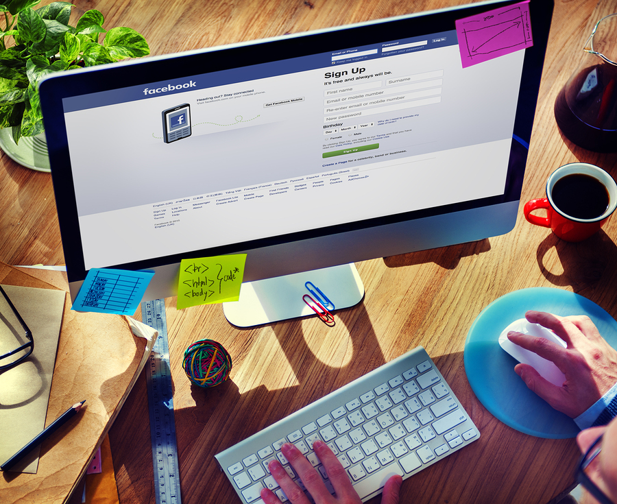 How to create nonprofit facebook page