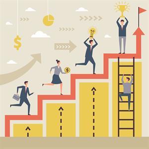 bigstock-Business-Concept-Of-Winners-S-245994955