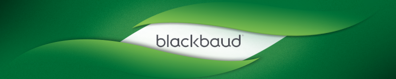 blackbaud fundraising software
