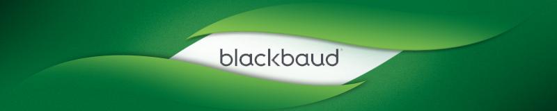 blackbaud fundraising software