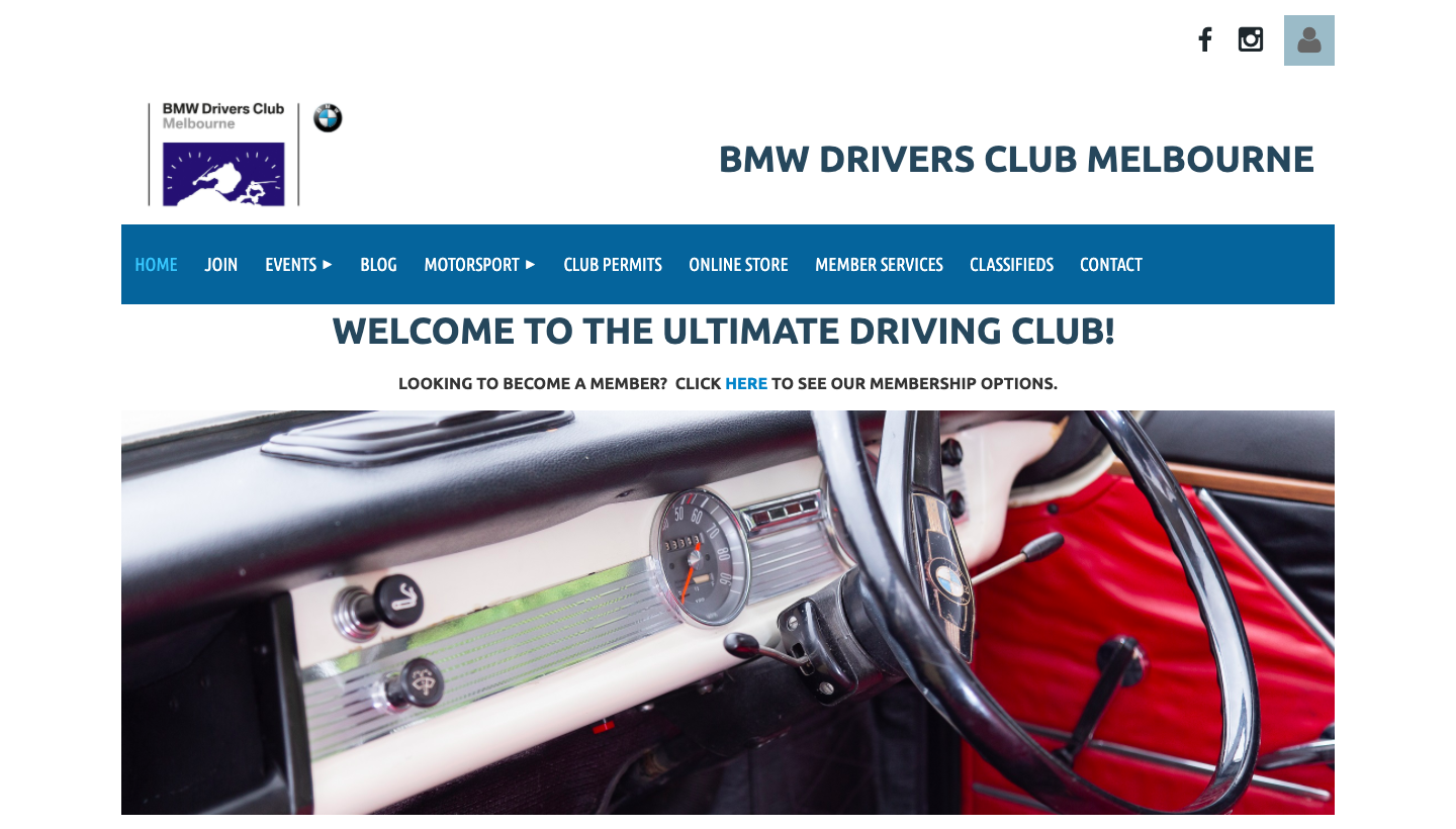 BMW Drivers Club Melbourne