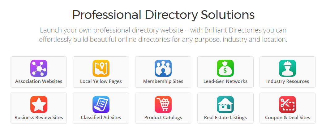 Brilliant Directories Directory Management Software