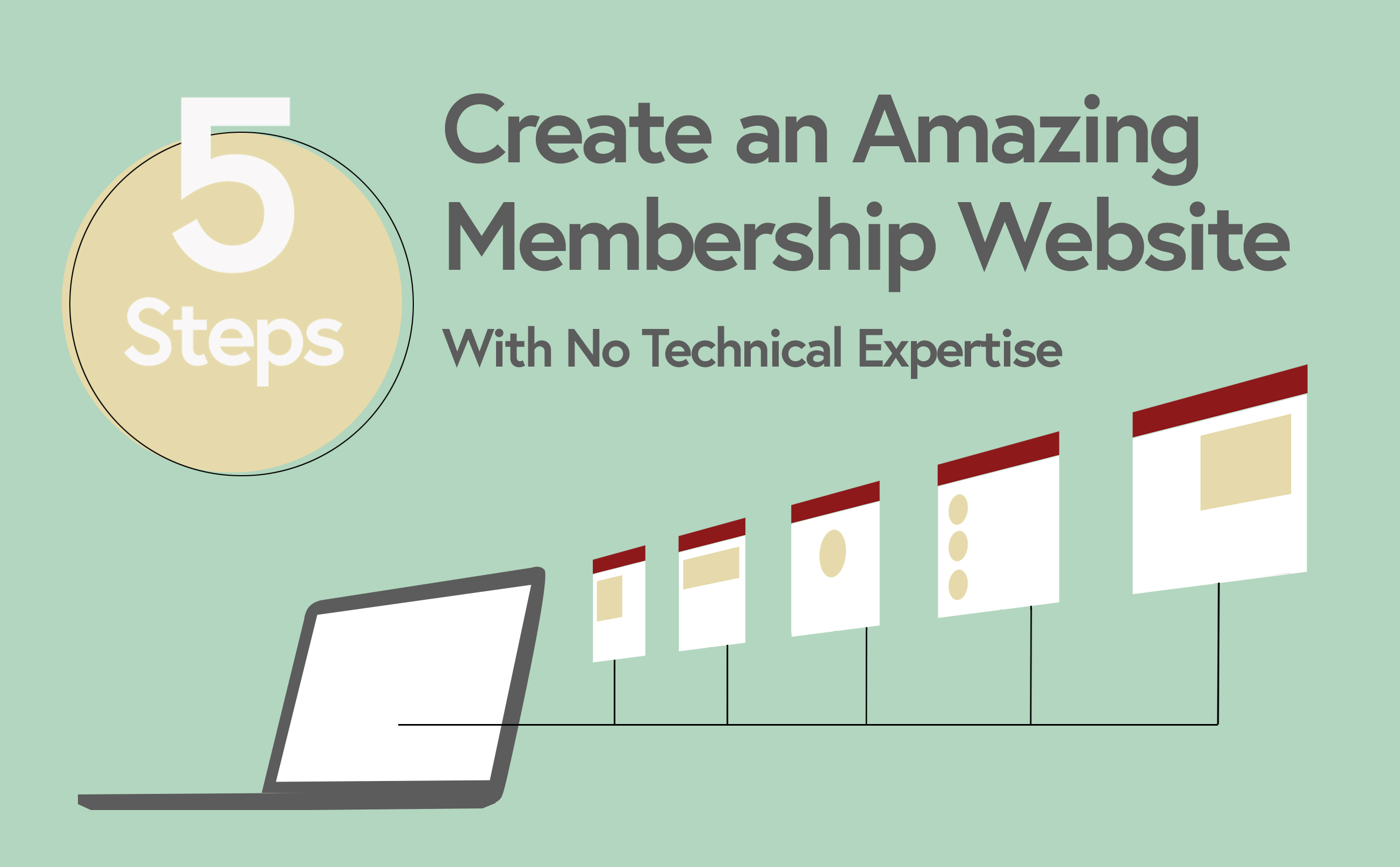 Build a Membership Site