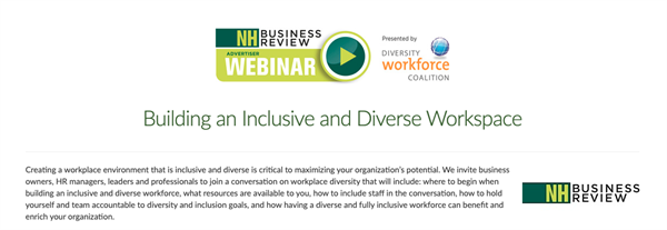 Building an Inclusive and Diverse Workspace