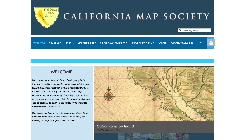 California Map Society