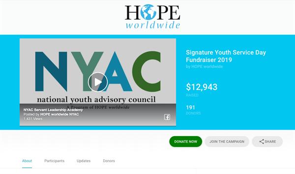 causevox crowdfunding for nonprofits