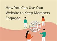 website member engagement