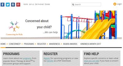 CFK Membership Website Example