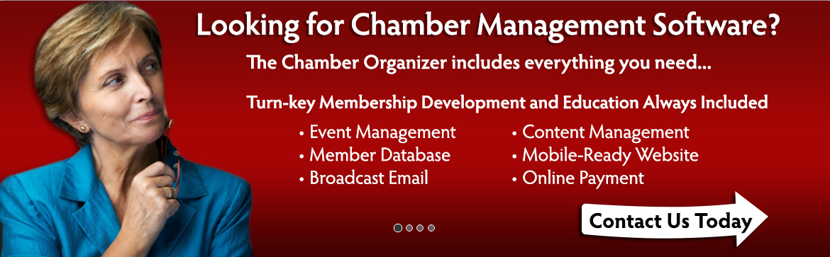 Chamber Organizer Chamber of Commerce Software