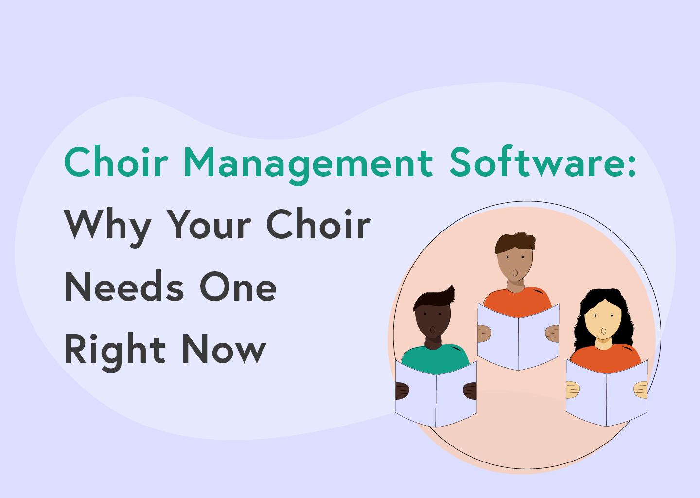 choir management software