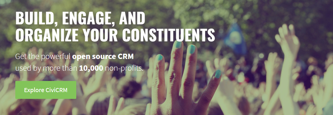 CiviCRM Free Membership Management Software