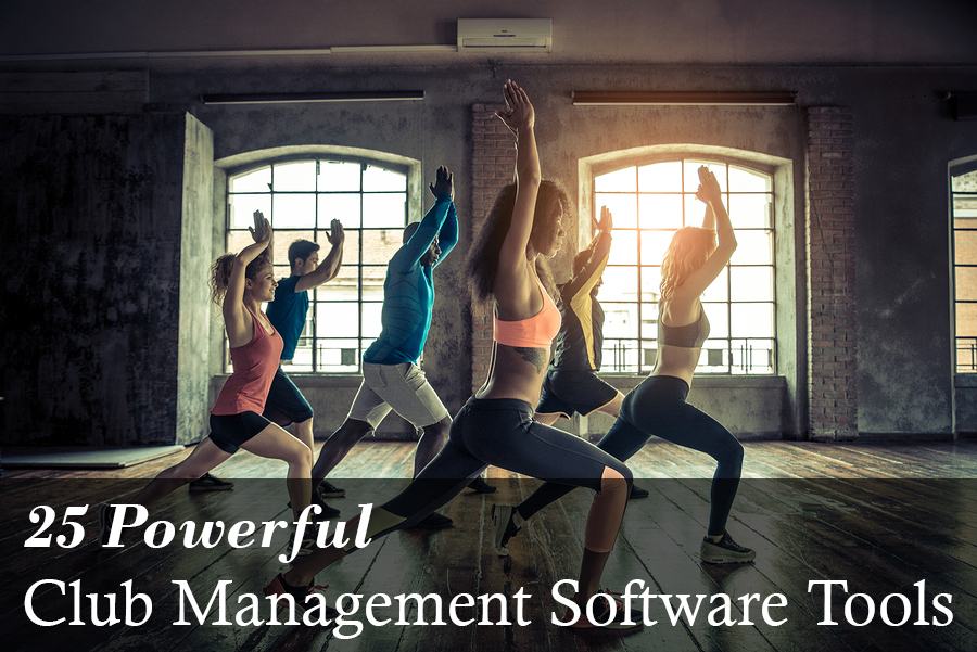 Club Management Software Tools