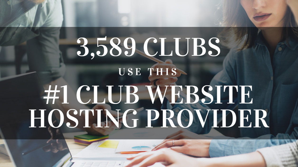 Club Website Hosting
