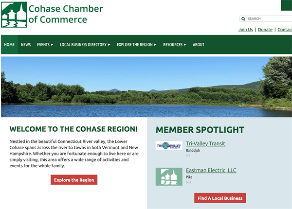 Cohase Chamber of Commerce