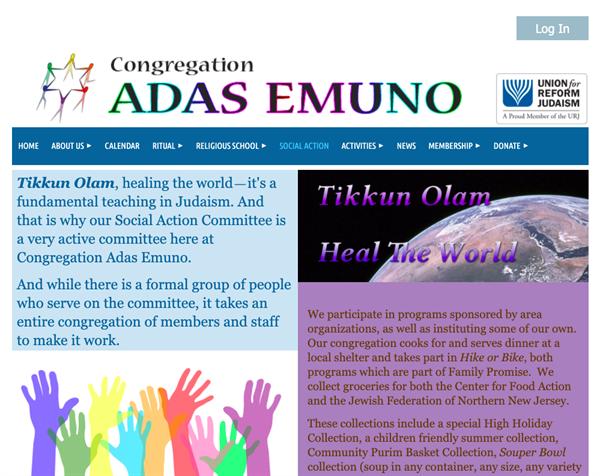 Congregation Adas Emuno