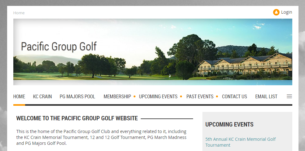 Country Club Software PCG