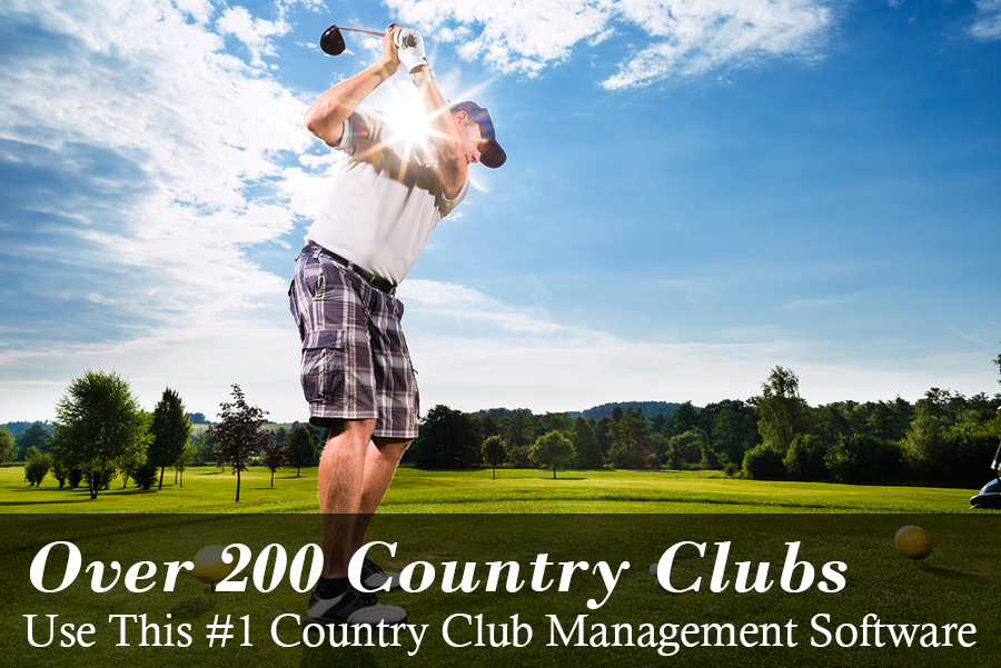 Country Club Software