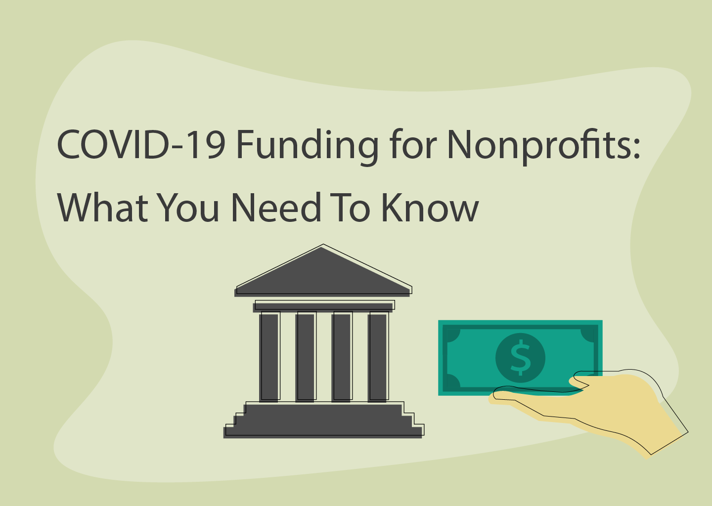 COVID-19 funding for nonprofits