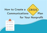 crisis plan blog post