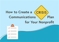 crisis plan blog post