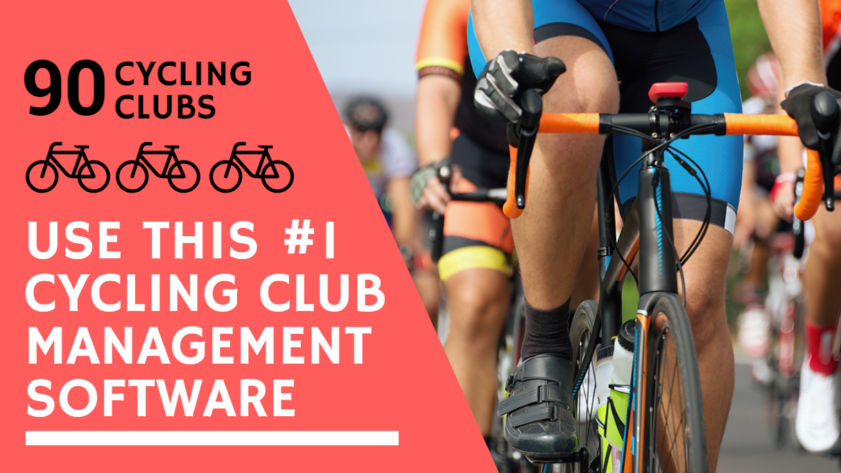 Cycling Club Software