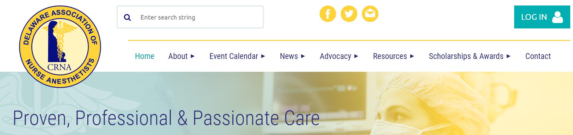 Delaware Association of Nurse Anesthetists image