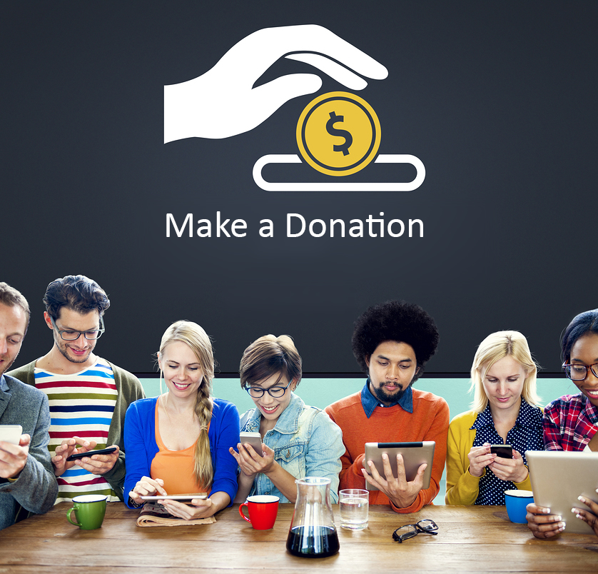 Donation Website Online