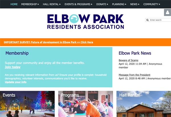 Elbow Park Residents Association