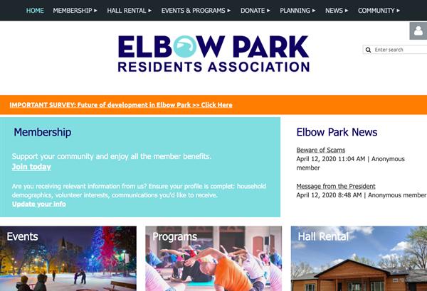 Elbow Park Residents Association