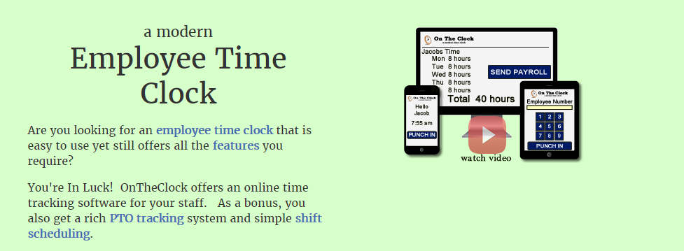 On the Clock Time Management Software Nonprofit