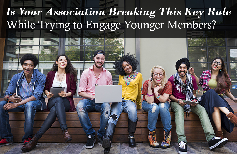 Engage Younger Members