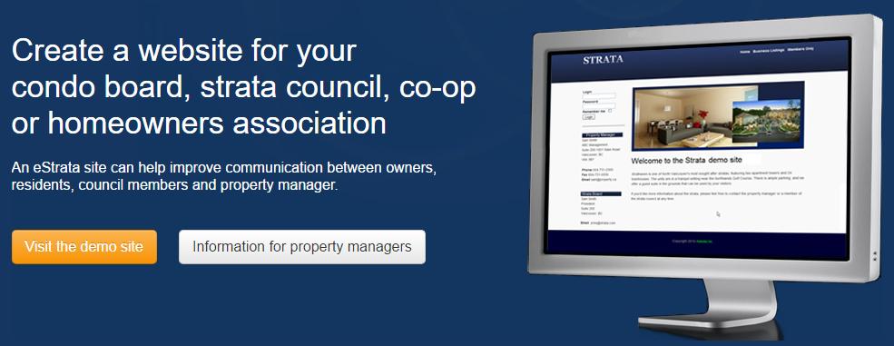 eStrata Homeowner Association Software