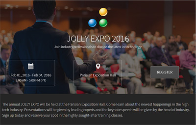 event leaf event management software