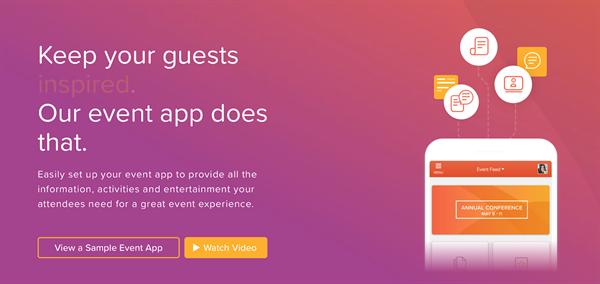 eventmobi event management software