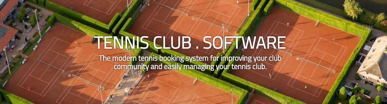 Eversports Tennis Club Management Software