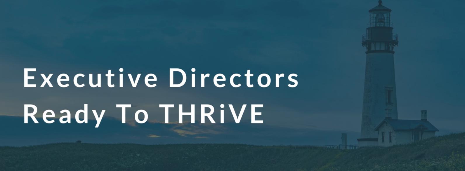 executive directors facebook group