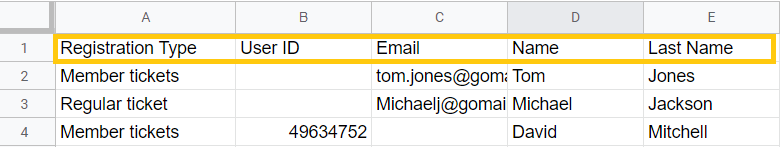 Export sheet - integromat post 2